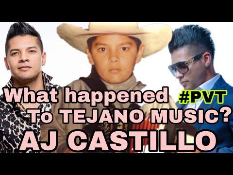 AJ Castillo 5 What Happened to Tejano Music