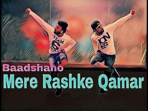 Mere Rashke Qamar | Baadshaho | Ajay Devgn, Ileana, Nusrat & Rahat Fateh L Hiten Karosiya