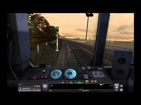 RailSimulator Train Simulator #032 Class 143 DMU The Riviera Line |