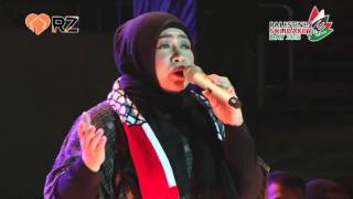Video Performance Melly Goeslaw dan Irwansyah-Zaskia Sungkar @ Palestine Solidarity Day 2015 download MP3, 3GP, MP4, WEBM, AVI, FLV Juli 2018
