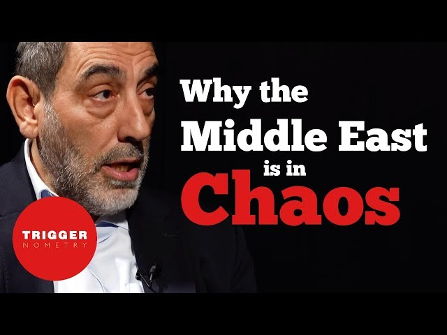 Pinchas Landau: Why the Middle East is in Chaos