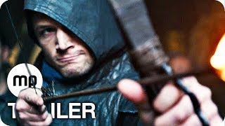 Robin Hood Trailer Deutsch German (2019)