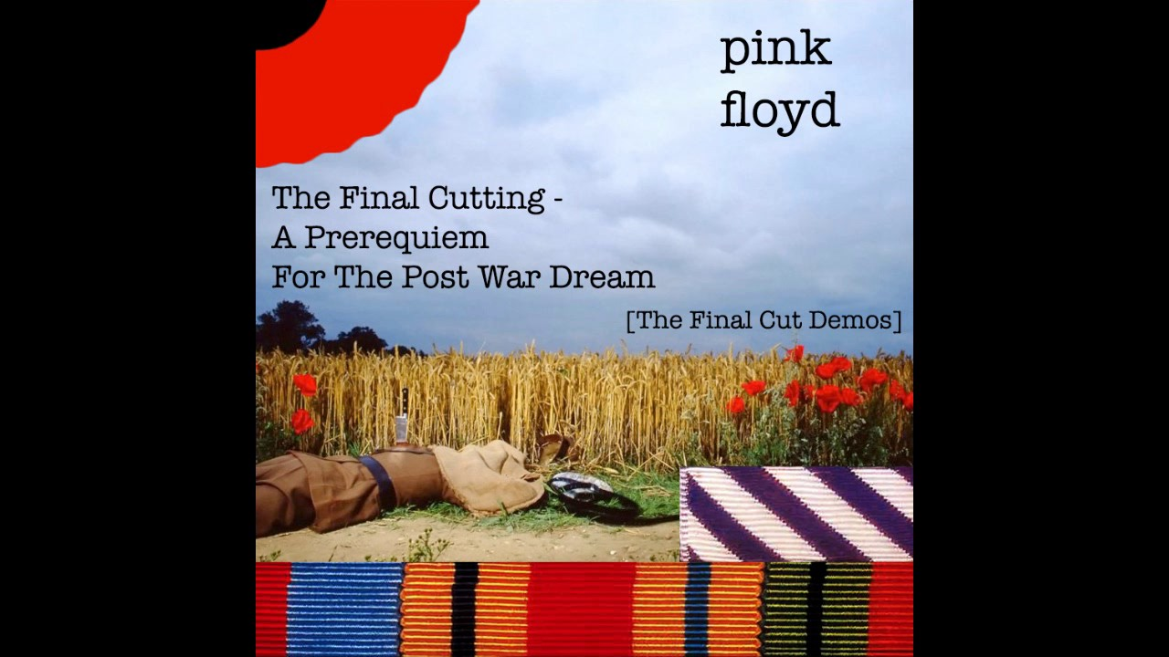 Pink Floyd - The Final Cutting - A Prerequiem For The Post ...