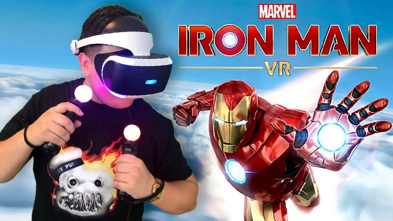 Marvel's IRON MAN VR Is A Must Play