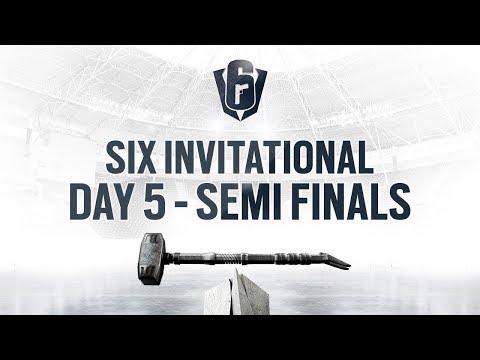 [LIVE] SIX INVITATIONAL 2019 - Playoffs - Semifinales