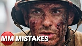 10 Biggest Hacksaw Ridge MOVIE MISTAKES You Didn't See |  Hacksaw Ridge Goofs