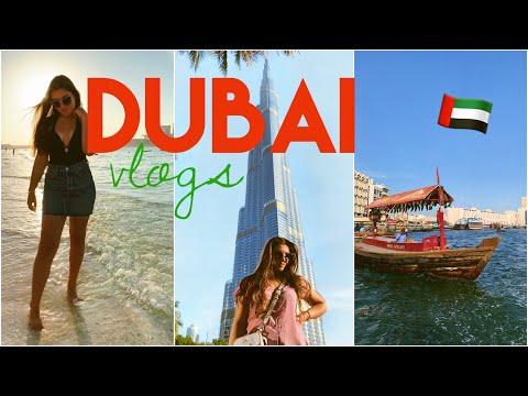 Augstākā ēka pasaulē, Zelta tirgus & Jaunais gads // DUBAI