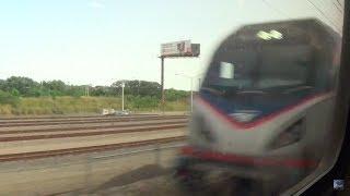Riding Amtrak 167: BOS-KIN