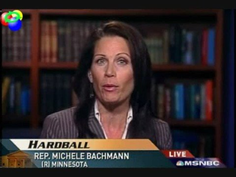 Wingnut Bachman: Obama Anti=American