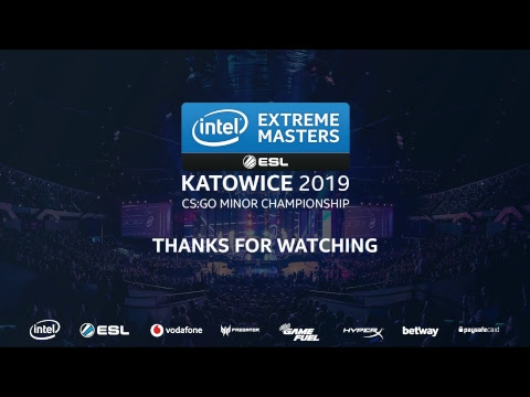 LIVE: Envy vs North - IEM Katowice Minor Playoffs 2019