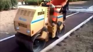 GLORIT -  La pavimentazione in terra stabilizzata