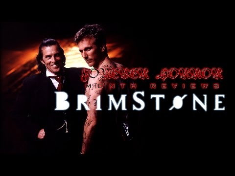 Brimstone TV Series  Forever Horror Month