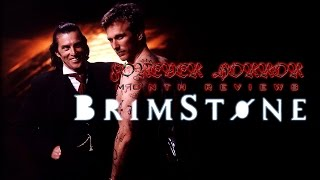 Brimstone (TV Series) - Forever Horror Month Review