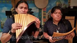 The House Of The Rising Sun - Дом восходящего солнца  - Instrumental - Panflute - WUAUQUIKUNA