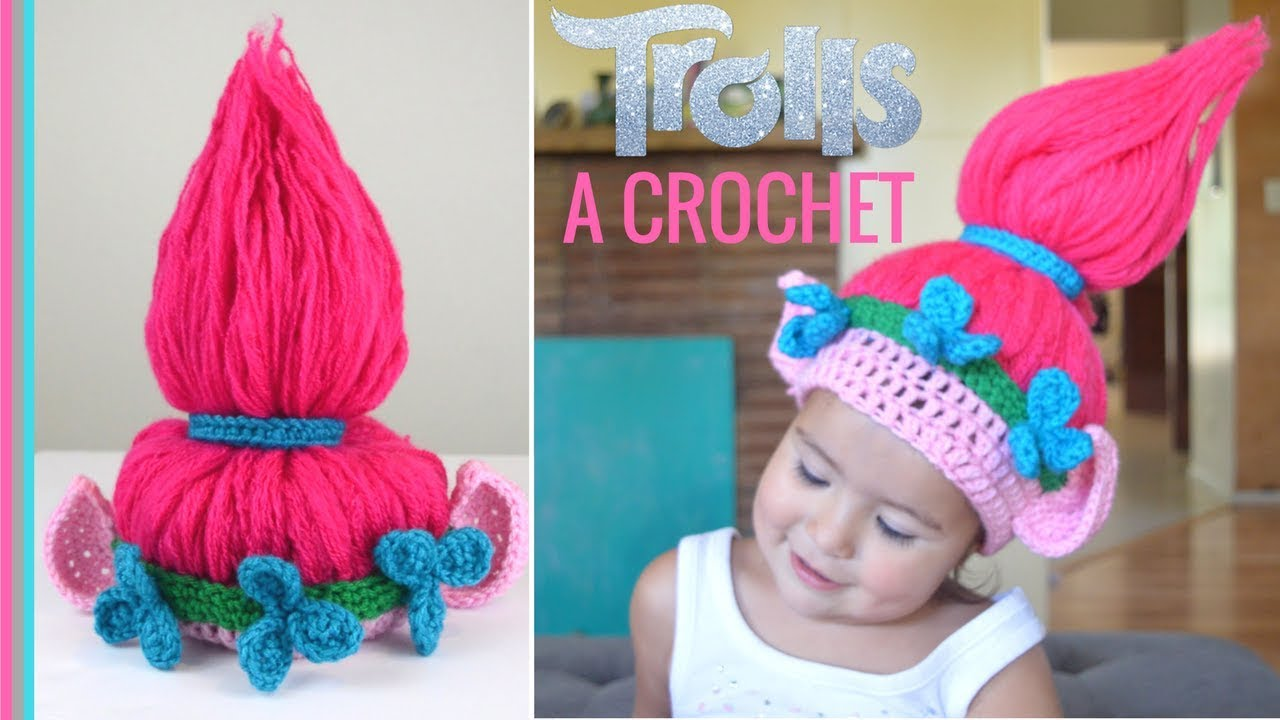 Trolls Crochet Pattern New Inspiration Ideas