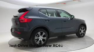Volvo Cars Wexford - All New 2020 Volvo XC40 - Crossover SUV