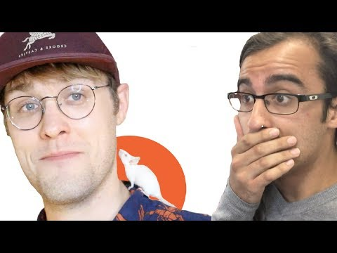 BUYING A TINY PET MOUSE! with DREW MONSON
