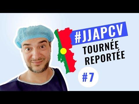 TOURNÉE REPORTÉE #JJAPCV #7 - JOSÉ CRUZ
