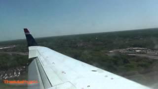 US Airways Landing Piedmont Triad Intl thumbnail