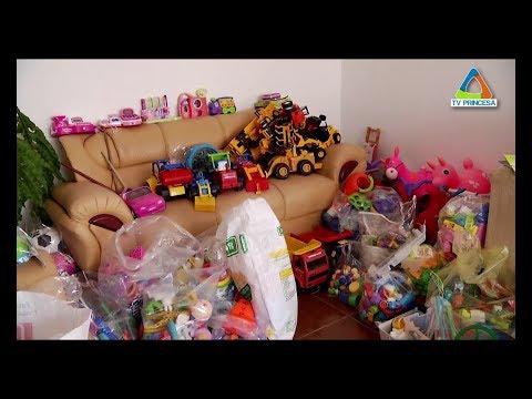 (JC 27/11/17) Conserto de brinquedos para o Natal.
