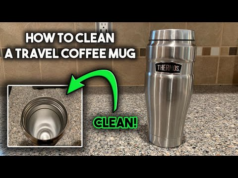 Clean a Travel Mug | How To