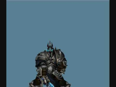 Lich King And Arthas Animations