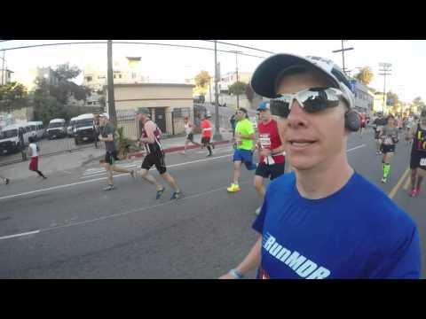 LA Marathon 2016