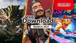 The Download - March 2021: Monster Hunter Rise, Apex Legends, Crash Bandicoot 4 & More!