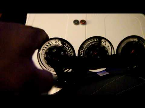 Bones Swiss Ceramic vs. Mission ABEC 5 bearings short spin test