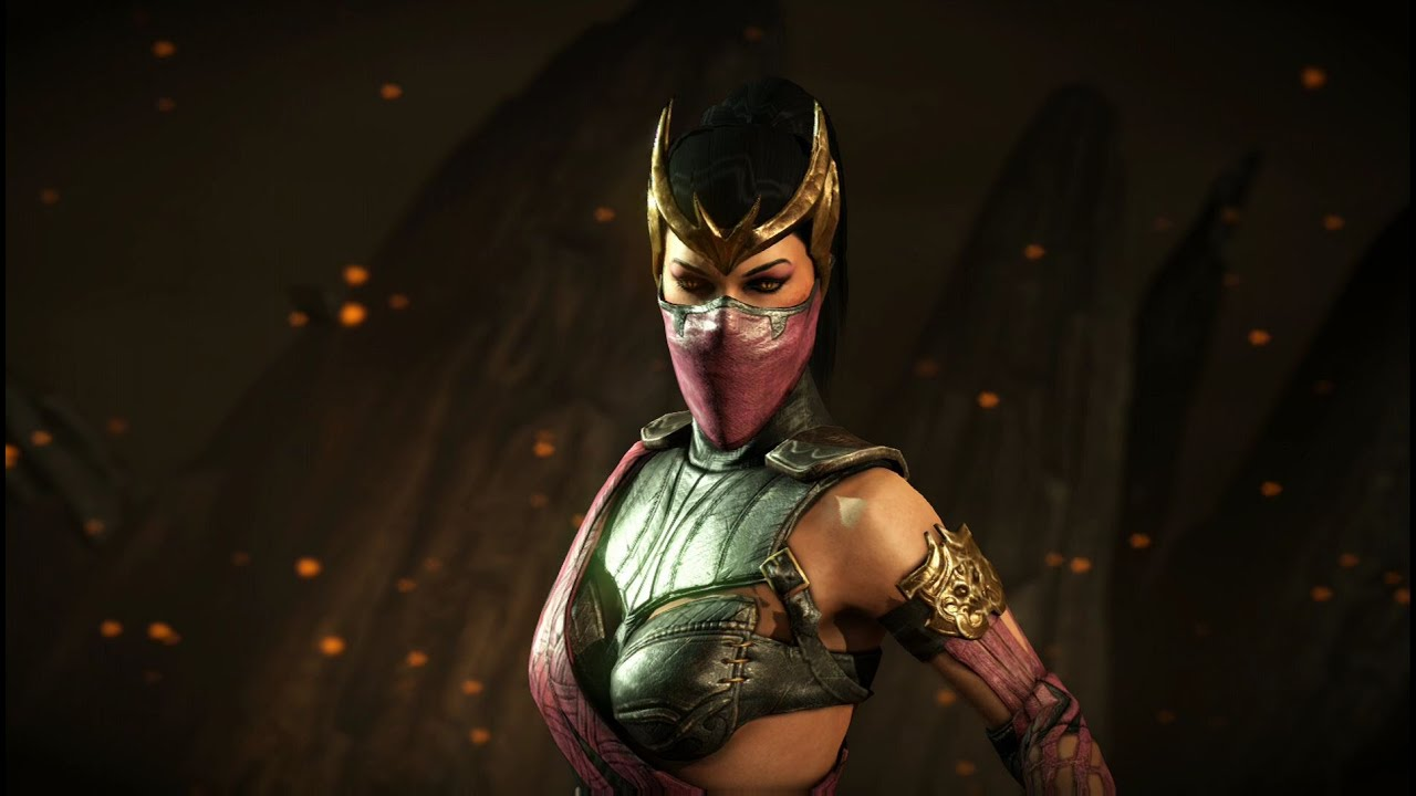 Mk9 mileena and scorpion have sexual harassment