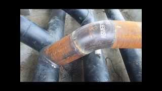 Сварочные соединения-трубопровод