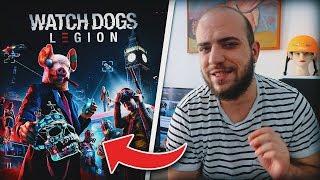Μια πρώτη γνώμη για το Watch Dogs: Legion!