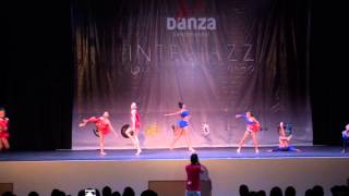 3. DCO Kids BE DANZA (Cali) - Interjazz 2015