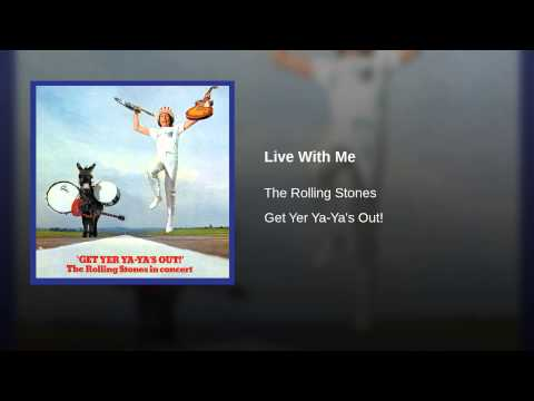 Live With Me (Live From Madison Square Garden, New York/1969)