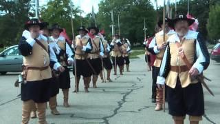 """Leibwache """"Dänen"""" rüstet sich für die Wallensteinfestspiele in Memmingen"""