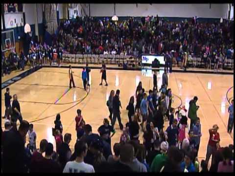 NP Dream Team vs Harlem Wizards 2015