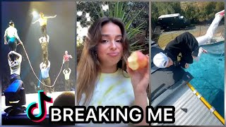 """BEST """"BREAKING ME"""" TIK TOKS   Topic - Breaking Me ft. A7s"""
