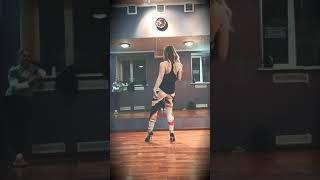 Lady style Kizomba Urban Tarraxo Женский стиль пластика Кизомба Урбан Таррашо Мария Ковтун