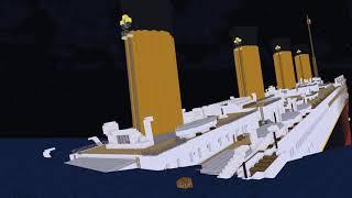 TITANIC 107th Anniversary Sinking
