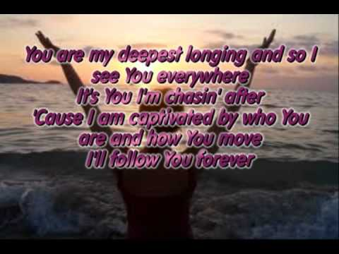 For Love Of You - Audrey Assad (lyrics)