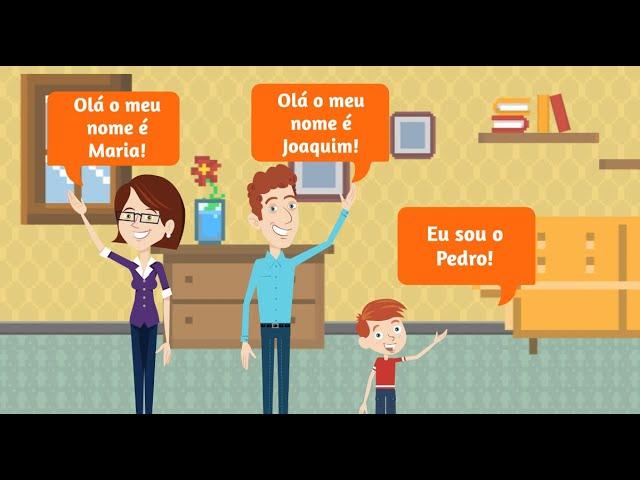 Criação de um ambiente comunicativo saudável para crianças que gaguejam: Vídeo + Questionário
