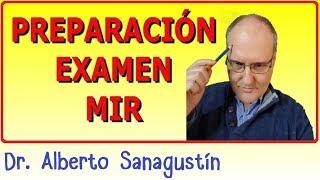 Preparar el examen MIR  (sin tiempo ni dinero)