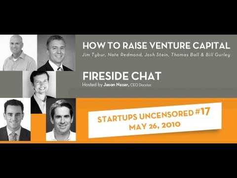 How to Raise Venture Capital - Startups Uncensored 17