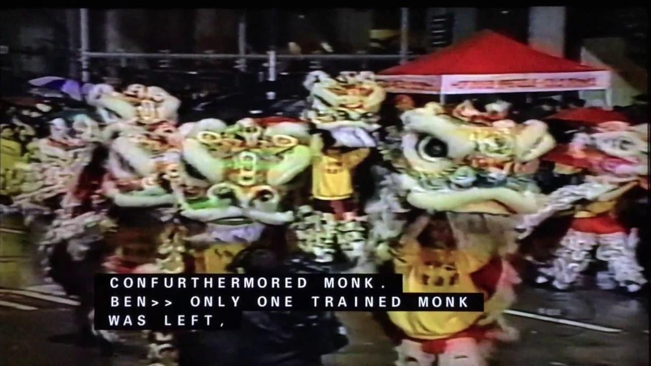 san francisco chinese new year parades yau kung moon lion dance kung fu 199920022003 - Chinese New Year 2002