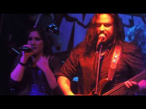 Crystal Gates - live Wacken Metal Battle Uruguay - BJ Sala (22/4/2017)