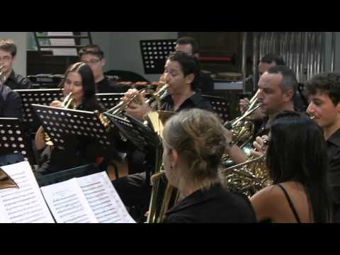 SUMMER WINDS 2012: Brass Band del Conservatorio