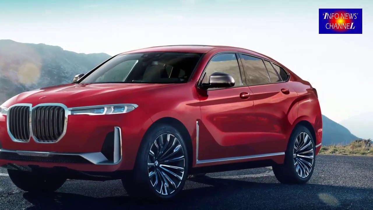 Top Suv 2019 Bmw X8 Design Youtube
