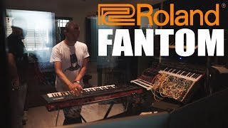 "Roland Fantom - La Prova Con Davide ""boosta"" Dileo #2"