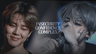 """bts are human too"" (fear, insecurity, self-esteem, anxiety, struggle moments) 