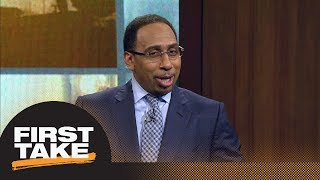 Stephen A. praises 76ers as best team in East after first-round win over Heat   First Take   ESPN